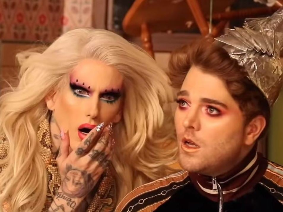 Shane and Jeffree Star