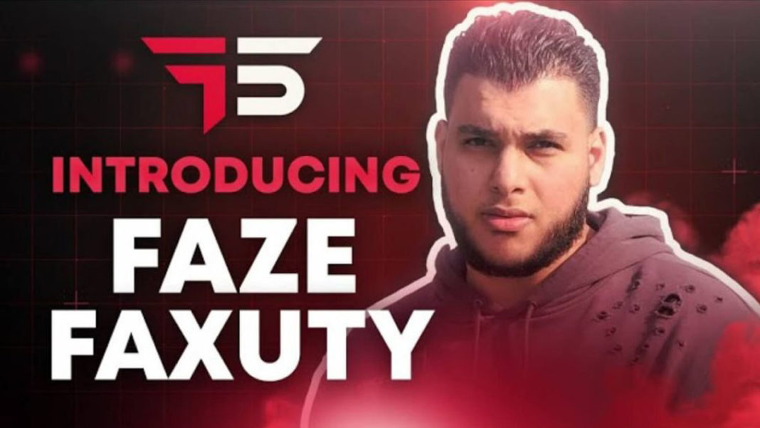 FAXUTY loses it after being officially recruited to FaZe Clan