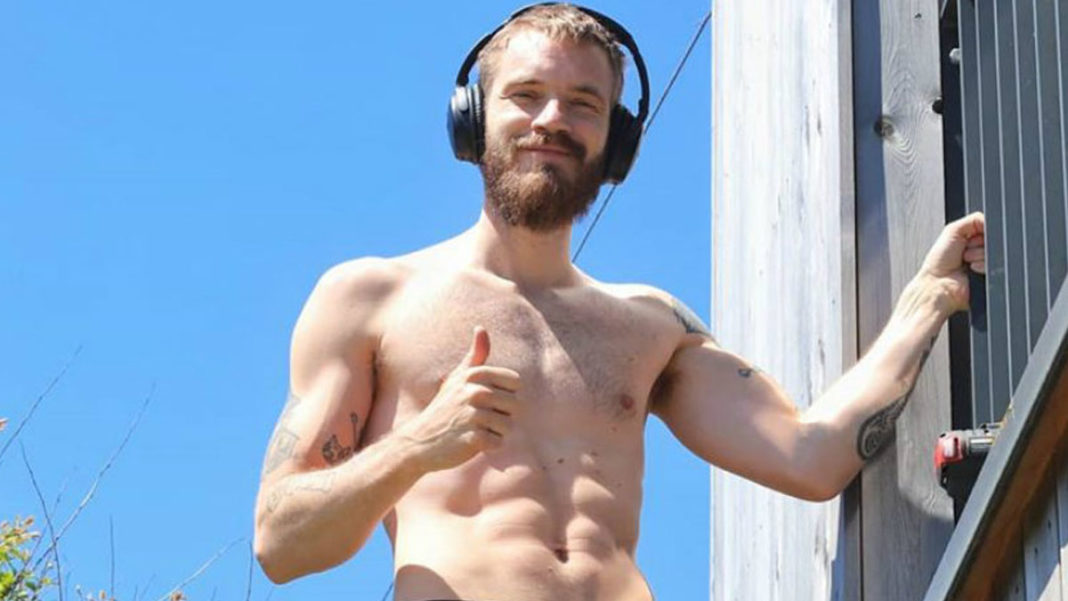 PewDiePie Most Handsome Face of 2020