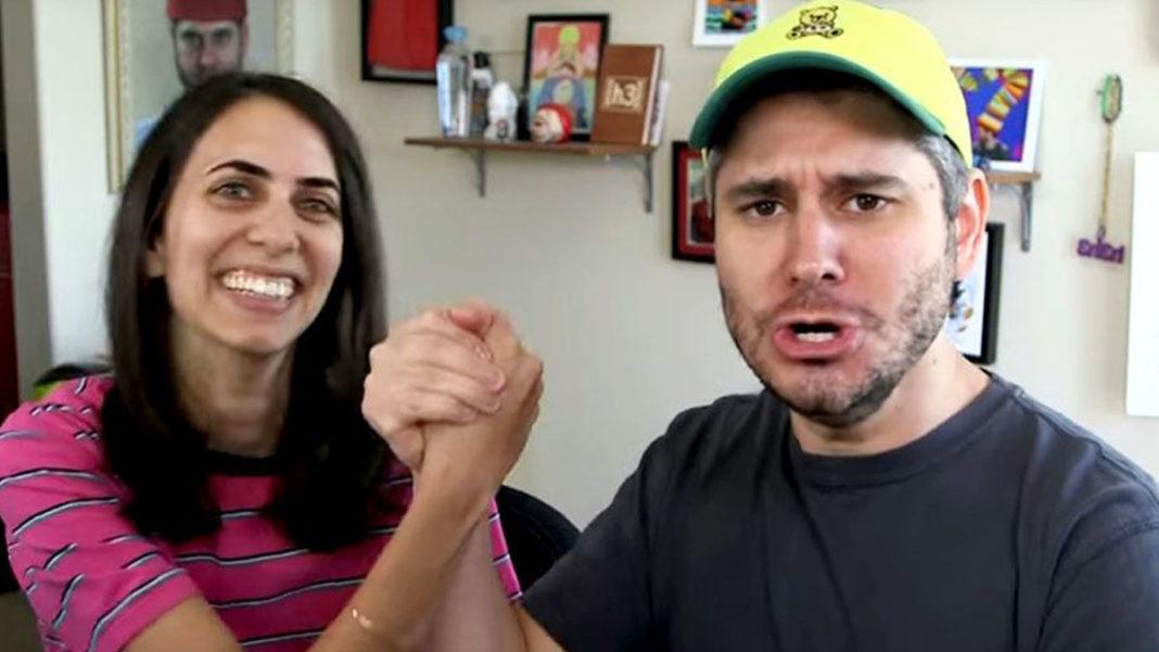 Ethan Klein is pushing YouTube to ban DramaAlert
